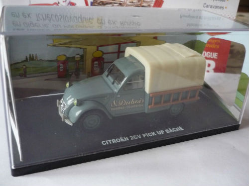 description collection 2 cv miniature norev