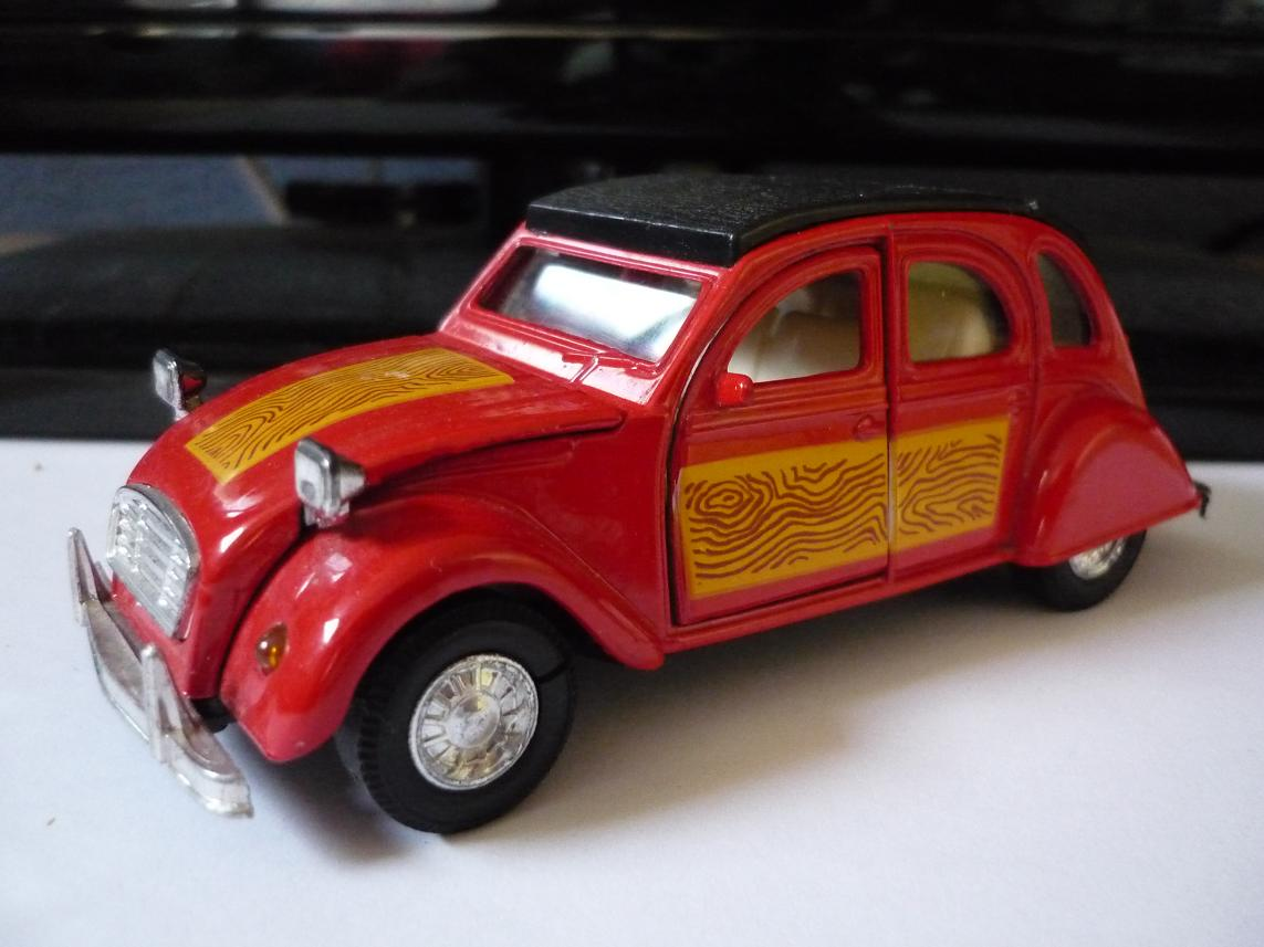 2cv citro u00ean welly